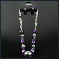 Buy cheap Beaded Necklace, Fashionable Design, Lead- and Nickel-free product