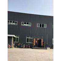 Buy cheap Customized Q355B Warehouse Steel Structure For Logistic Center product