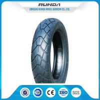 Buy cheap 8PR Durable Motor Cycle Tires , Front Motorcycle Tire Large Friction 290KPA product