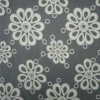 Buy cheap Organza Embroidered Lace Fabric product