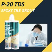 Buy cheap Stain Proof Kitchen Floor Tile Grout 400ml/Pcs Plastic Doubule Tube Packing product