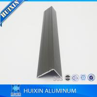 Buy cheap Milling/Punching/Drilling Aluminum Tile Trim Profile with Angle Shape product