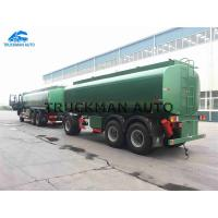 China 25000 Liters 25 Tons  Full Trailer Truck High Loading  With The Drawbar Big on sale
