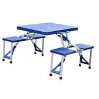 Buy cheap ABS Fold away table easy to fold table plastic activity table product