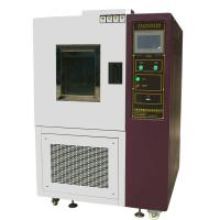 China High Low Temperature Environmental Test Chamber For Battery Rubber And Plastic on sale