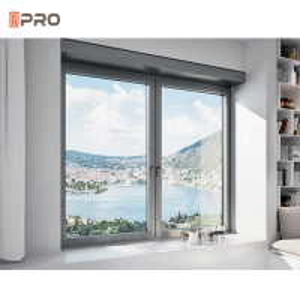 Buy cheap Outward Simple Home 1.4mm Aluminium Frame Casement Window product