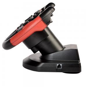 Buy cheap 90 Degree Dual Vibration PC Racing Wheel product