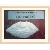 Buy cheap Effective Anti Estrogen Steroids Novadex CAS 54965-24-1 Tamoxifen Citrate Raw powder product