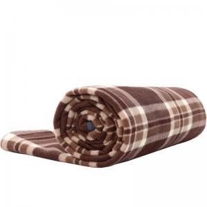Buy cheap Ultralight Fleece Blanket Sleeping Bag Hotel / Train Trip Relaxing Use product