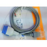 Quality GE Marquette 2021406-001 spo2 adapter cable , used with Nellcor oximax sensor for sale