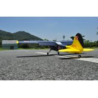 Buy cheap 10A Brushless Trainer RC Airplanes EPO RTF with 2.4Ghz Transmitter Yak-12 product