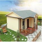 Buy cheap Modern Design Manufactured Modular Prefabricated Light Steel Villa Vh008 Light steel villa product