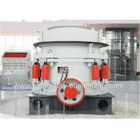 Buy cheap Sinomtp HST Cone Crusher / Stone Crusher Machine with Movable Cone Diameter 790 mm product