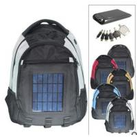Buy cheap outdoor solar backpack for men product