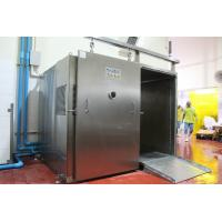 Buy cheap Automatic SS Vacuum Cooling Machine For Mushroom Quick 20-30 Minutes product