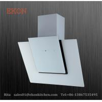 Buy cheap 2014 New Style White Painted 5Speed Kitchen Cooker Hood With Remote Control product