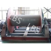 Buy cheap Electric 20 T Spooling Winch Hydraulic Electric Marine Mooring Winch product