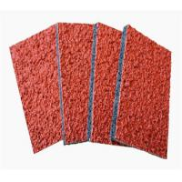 Buy cheap Water Permeable EPDM Running Track Playground Rubber Flooring Weather Resistance product