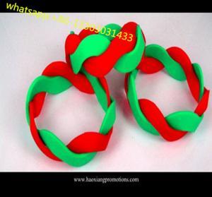 Buy cheap new design sport Custom Logo size design cheap bracelet promotional items product
