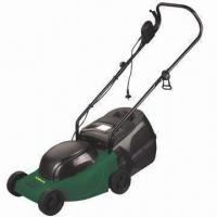 Buy cheap 3000rpm Electric Lawn Mower with 1,300W Input Power and Working Width of 320mm product
