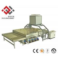 Buy cheap Auto Solar Panel Production Line Glass Wash Machines Photovoltaic Glass product