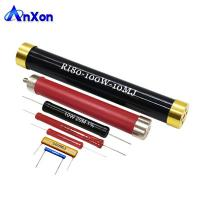 Buy cheap 5W 8W 10W 15W 20W 30W 50W 80W 100W 150W 200W 300W 400W 500W High Voltage Resistor product