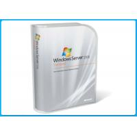 Microsoft Windows sever 2008 Softwares , Win Server 2008 Standard Retail Pack 5 Clients
