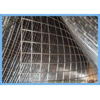 China Precision Welded Stainless Steel Wire Mesh Sheets Corrosion Resistance on sale