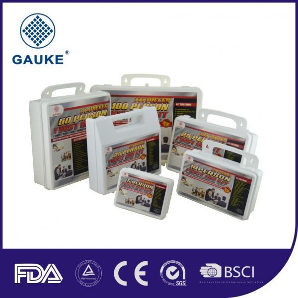 Portable Dental Kit Plastic First Aid Kit