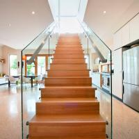 Buy cheap Commercial Metal Stairs / Build Marble Stair / Internal Staircase product