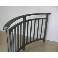 Buy cheap Powder Painted Aluminum Hand Railings / Balustrade For Buildings product
