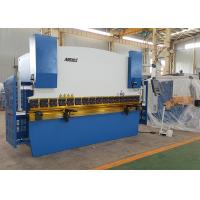 Buy cheap High Precision 4 Foot Press Brake Metal Brake Machine For Plate 320mm Throat Depth product
