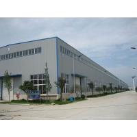 Q235 / Q345 Workshop Steel Structure Metal Structure Buildings Environmentally Friendly