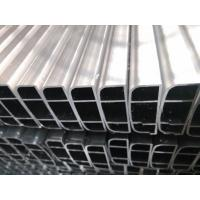 Quality Mill Finish Extruded Aluminium Rectangular Tube for Electronic Devices Shell for sale