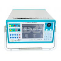 Buy cheap ZX-802 Microcomputer Three phase industrial control type Relay Protection Tester product