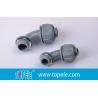 Buy cheap UL PVC Non Metallic 90 Degree Liquid Tight Flexible Conduit Connector from wholesalers
