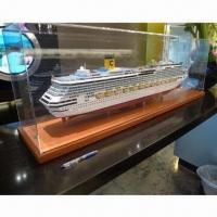 Buy cheap Cruise ship model, customized models are accepted product
