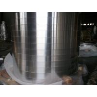 Buy cheap Burr Free Round Edge Aluminum Strip Transformer With 0.1mm-2mm Thickness product