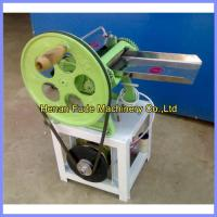 Buy cheap  Round flat cake cutting machine, round flat cake shredder, pencake slicer product