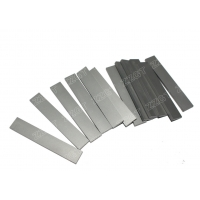 China Solid ISO Standard K10 K20 Tungsten Carbide Flat Bar on sale