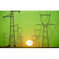 Buy cheap 4 Leg Transmission Lines Towers , Electric Transmission Towers 60 M product