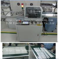 Buy cheap Multi blade Automatic PCB Separator / PCB Depaneling / LED PCB Cutter Machine YSVJ-650 product