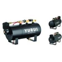 Buy cheap 12 Volt Fancy 2 In 1 Small Air Compressor Tank , 1 Gallon Air Tank product