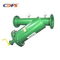 Buy cheap 20 - 4000 Micron Semi Automatic Screen Filter , HVAC Water Tank Filter  product