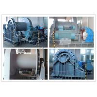 Quality Efficient Electric Winch In Offshore Platform Winch For Oil Exploitation And Exploration for sale