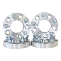 """Buy cheap 2"""" (1"""" per side) 5x4.5 hubcentric Wheel Spacers Wrangler TJ Cherokee Liberty product"""