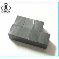 Buy cheap Y10 Y15 Customized Small Bar Block Shape Isotropic Ferrite Magnet product