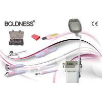 Quality Microcurrent Facial Lifting Multifunction Beauty Equipment with 7 Inch Touch Screen for sale