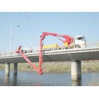 Buy cheap Dongfeng 6x4 6m 270HP Bucket Type Bridge Access Equipment DFL1250A9 product
