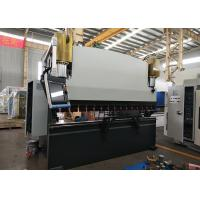 Buy cheap Metal Frame Cnc Sheet Metal Press Brake Machine 300 Ton 6000mm / 4000mm product